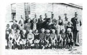 Patearoa School c1953
